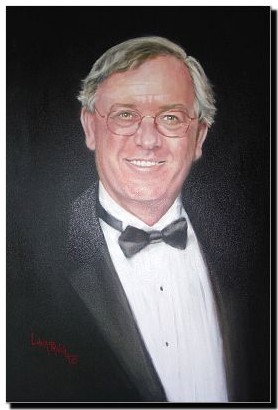 Male Portrait Commissioned by the Merrill Lynch Co, Inc