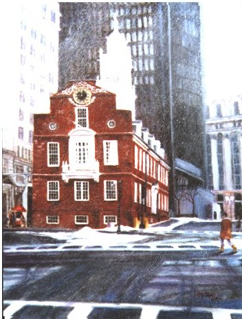 The Old Statehouse